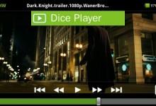 安卓手机平板视频倍速播放器 DicePlayer v2.0.51
