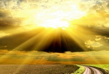高山流水:生命里永远是阳光普照