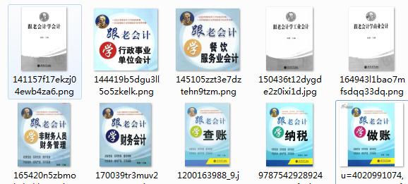 老会计系列电子书下载-PDF-百度网盘